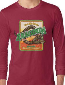 Anaconda Malt Liquor Long Sleeve T-Shirt