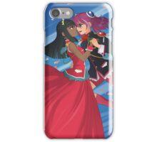 Yu-Gi-Oh! - Yuzu & Masumi iPhone Case/Skin