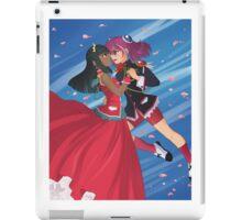 Yu-Gi-Oh! - Yuzu & Masumi iPad Case/Skin
