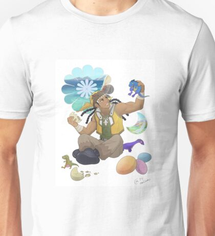 Yu-Gi-Oh! - Tyranno Hassleberry Unisex T-Shirt
