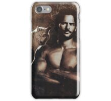 Alcide Herveaux iPhone Case/Skin