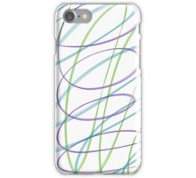 Colorful grass iPhone Case/Skin