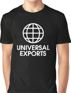 Universal Exports Graphic T-Shirt