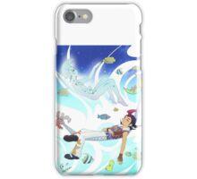 Yu-Gi-Oh! - Yuma & Astral iPhone Case/Skin