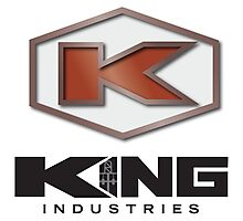 King Industries Photographic Print