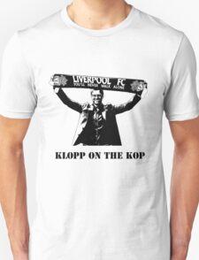 Jurgen Klopp - Klopp on the KOP Unisex T-Shirt