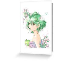 Yu-Gi-Oh! - Rin Greeting Card