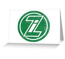 Zorin Industries Greeting Card