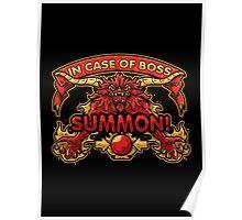 Summon Poster