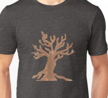 Barren Tree Unisex T-Shirt