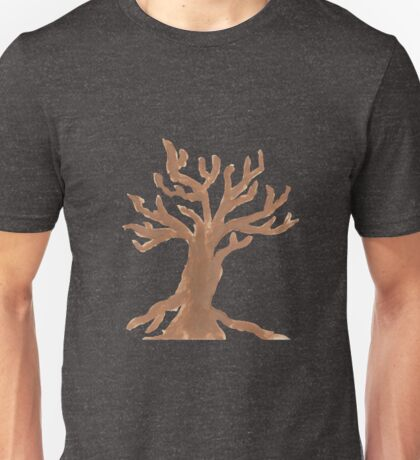 Barren Tree Unisex T-Shirt