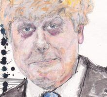 Boris Johnson Sticker
