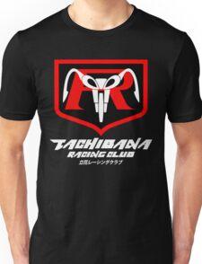 TACHIBANA RACING CLUB KAMEN MASKED RIDER TAKESHI HONGO Unisex T-Shirt