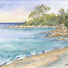Binnalong Bay by Muriel Sluce by Wendy Dyer