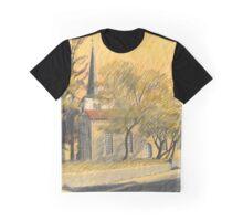Kirche von Taubach Graphic T-Shirt
