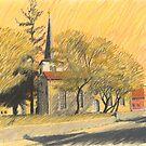 Kirche von Taubach by HannaAschenbach