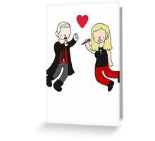 Spuffy Love Greeting Card