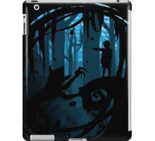 Nightmare before Upside-Down iPad Case/Skin