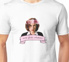 sure fine whatever t shirt and sticker Unisex T-Shirt