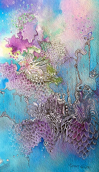 Embellished by Cathy Gilday