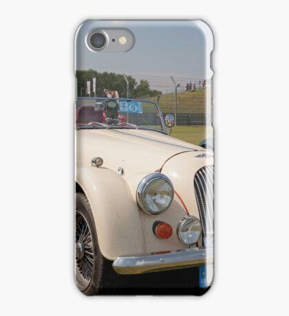 Morgan Sport 1796cc 2001 iPhone Case/Skin