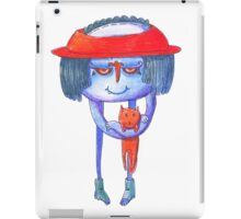 Ginger cats for strange persons iPad Case/Skin
