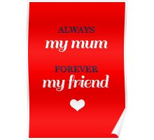 Just for Mum! Poster
