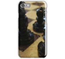 its all in the game iPhone Case/Skin