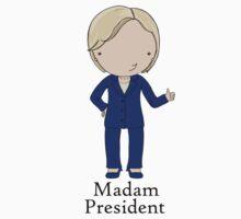 Madam President One Piece - Short Sleeve