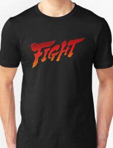 """-GEEK- Street Fighter """"Fight"""" Unisex T-Shirt"""