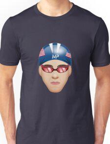 MICHAEL PHELPS EMOJI T-Shirt