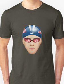 MICHAEL PHELPS EMOJI Unisex T-Shirt
