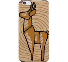 DEER 2  iPhone Case/Skin