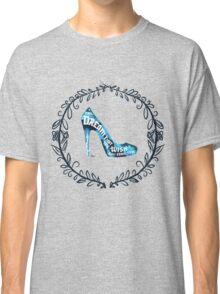 Cinderella' slipper Classic T-Shirt
