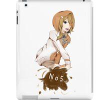 daze - momo iPad Case/Skin