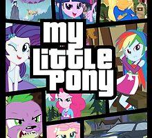 My Little Pony - GTA by PeKaNo
