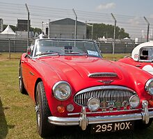Austin Saloon 1964  2912cc by Keith Larby