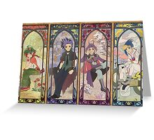 Yu-Gi-Oh! - Arc V Greeting Card