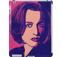 Icons - Gillian Anderson iPad Case/Skin