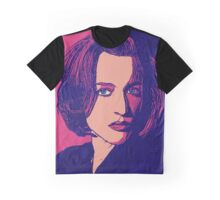 Icons - Gillian Anderson Graphic T-Shirt