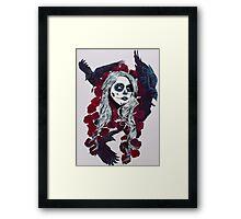 dia los murder birds!! Framed Print