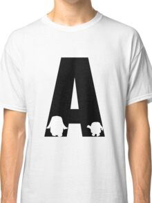 A is for Adipose Classic T-Shirt