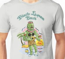 Black lagoon beach Unisex T-Shirt