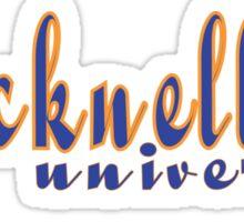Bucknell University Sticker