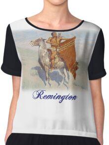 Remington - Blanket Signal Chiffon Top