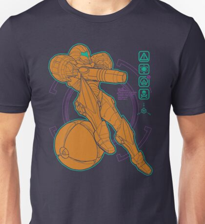 Anatomy of a Bounty Hunter Unisex T-Shirt