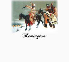 Remington - Return of the Blackfoot War Party Unisex T-Shirt