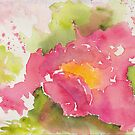 Loose Peony by Natalie Luhrs