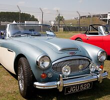 Austin Healey Sport 1964  2916cc by Keith Larby