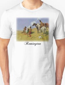 Remington - Smoke Unisex T-Shirt